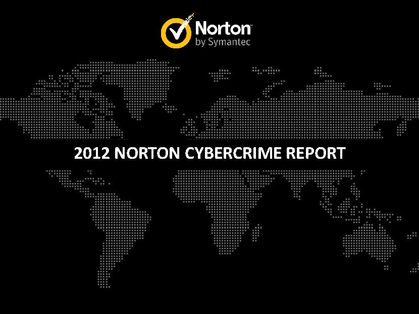 Report Norton 2012